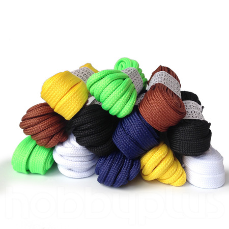 Flat Polyester Shoe Lace