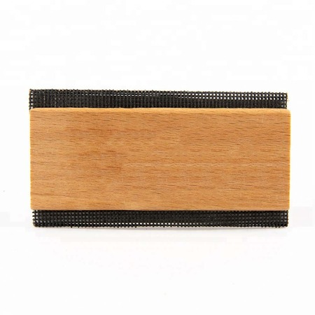 Double Side Wooden Cashmere Comb