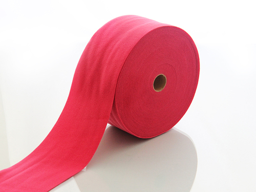 Fabric Loop_Light Red
