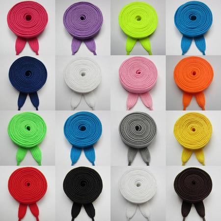Polyester Flat Shoe Lace