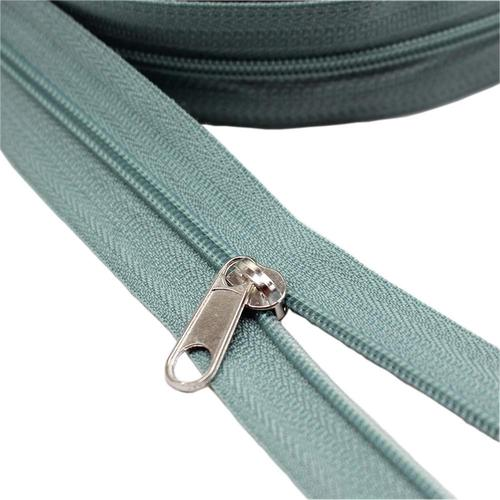 Nylon Long Chain Zipper